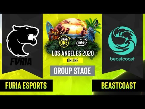 Beastcoast vs FURIA Esports vod