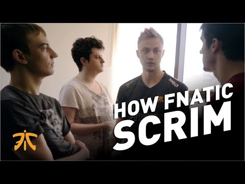 Korea Bootcamp Tour - How FNATIC Scrim w/ Bwipo  - Ballistix Bootcamp