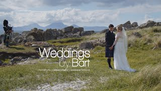 Weddings by Bart - 2019 Elopement Showreel (Crear)