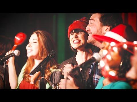Joe Iconis, Nick Blaemire and More Sing 'Celebrate Christmas With Me