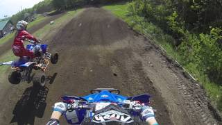 first place royal mountain 52415 quad moto 2 gopro