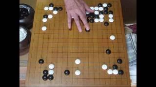 MR囲碁510 元丈(先番)・知得 持碁  1801年
