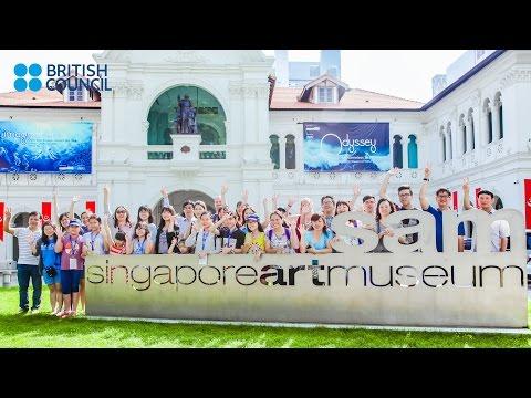 Chuyến giao lưu văn hóa giáo dục tại Singapore 2016