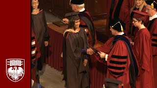 The 517th Convocation, University Ceremony -- The University of Chicago