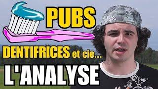 LES PUBS DE DENTIFRICES ET CIE : L'ANALYSE de MisterJDay thumbnail