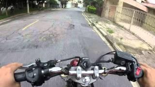 GUII46 HORNET RED - QUERIAM ME PEGAR.. QUASE APREENDERAM O HORNETAO