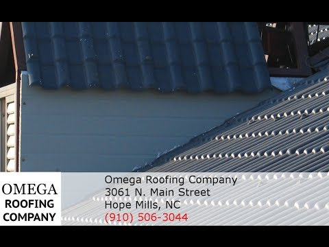 Nice Omega Roofing Company Fayetteville NC