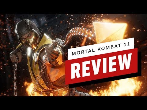 Mortal Kombat 11 Slices Its Way Into Our Hearts, Grinds to a Halt