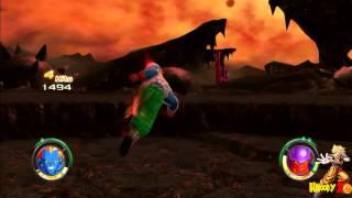 Dragon Ball Raging Blast 2 - Janemba VS Super Android 13