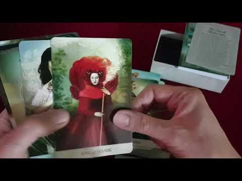 Tarot of Mystical Moments vidéo