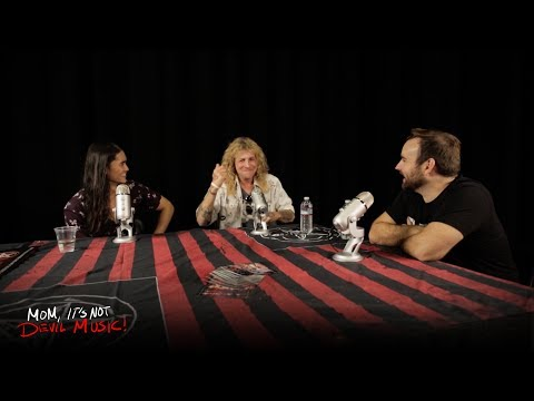 MOM IT'S NOT DEVIL MUSIC! Episode 1: w/ Steven Adler & BooBoo Stewart - Interviewed by Ash Avildsen