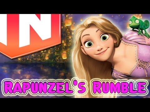 Disney Infinity: Toy Box Share - Rapunzel's Rumble