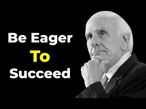 Download Have an Eager Desire to Succeed : Be Ambitious | Jim Rohn Motivational Speech