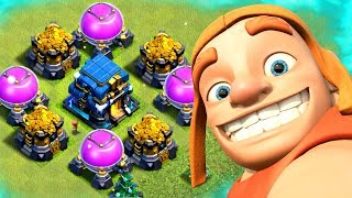 ALMOST READY FOR THE NEXT UPDATE!! - MAXING TOWN HALL 12!