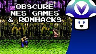 [VineClassics] Vinny - Obscure NES Games & Romhacks