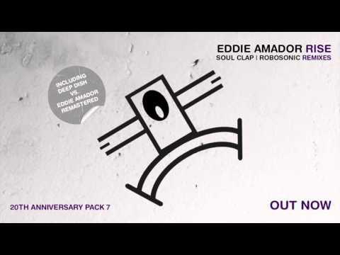 Eddie amador rise robosonic remix yoshitoshi for Eddie amador house music