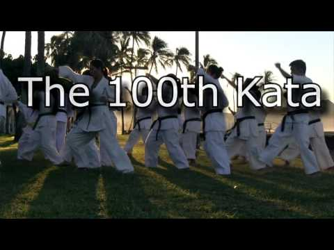 100 Kata Challenge Okinawa  2015, Honolulu Hawaii