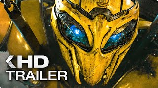 BUMBLEBEE Trailer German Deutsch (2018) Transformers