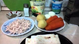 Салат с лавашом часть (1)
