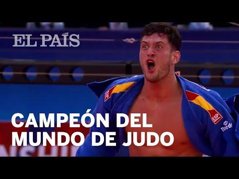 Así me convertí en campeón del mundo de judo: el viaje de Niko de Georgia a Madrid