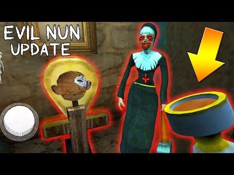 Новая секретная комната, и Грааль - Монахиня