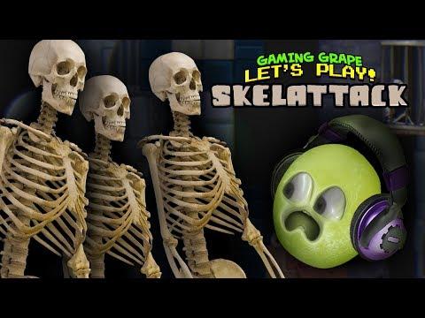 Skelattack! [Gaming Grape Plays] |