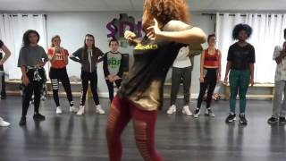 do like that korede belloclass choreography by analisse rodriguez