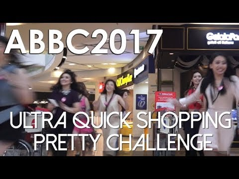 Cathy Doll KarmartABBC2017 | ABBC2017 | Indonesia | EPISODE 1 | TOP 10