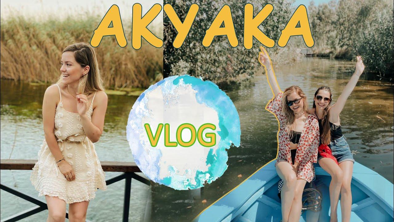 VLOG | Akyaka da 24 saat | Hayatımın En hızlı Tatili |Tuğçe Sarıcaoğlu