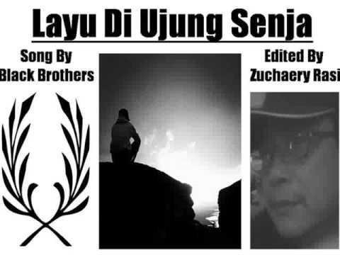 Layu Di Ujung Senja ~ Black Brothers, With Lyrics