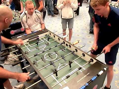 Deutsche Meisterschaft 2015 P4P Open Single Oke Harms vs Jamal Allalou WBR to 13