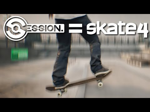 CAN SESSION REPLACE SKATE 4?