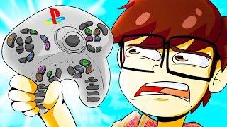 7 PIORES CONTROLES DOS GAMES