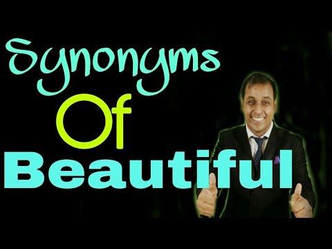 vocabulary-development-:-synonyms-of-beautiful