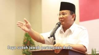 Prabowo Marah Pada Jakarta Post