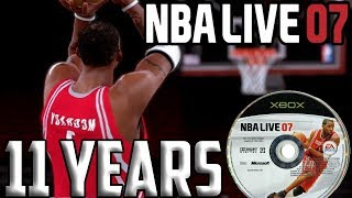 NBA Live 07 11 Years Later...