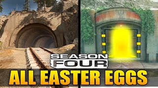 Modern Warfare: All Season 4 Easter Eggs Explained