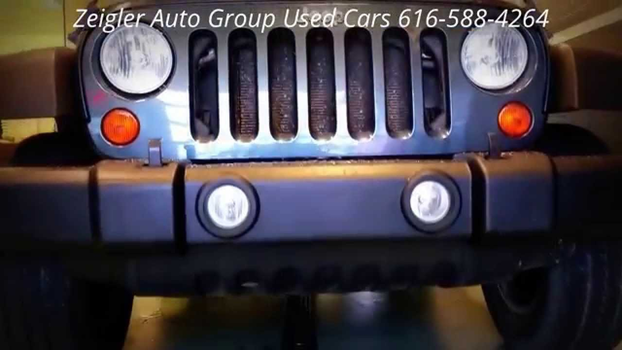 2007 Jeep Wrangler X Stock 150386a 138k Miles At Zeigler