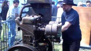 Demarrage moteur Fixe Lister bicylindres