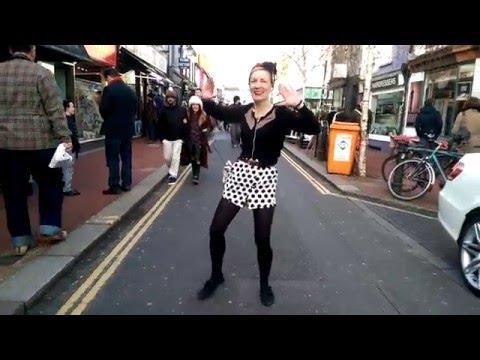Emma Vaughan's Lindy Pop