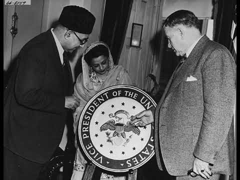 Liaquat Ali Khan's State Visit To The United States | Wikipedia Audio Article
