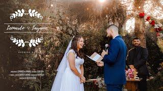 Casamento | Leo ♡ Lay | LN2 Foto Filme