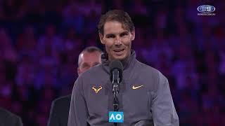 2019's Australian Open Champion | Wide World of Sports
