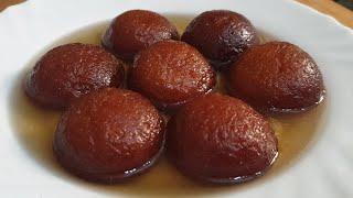 Halwai Style Gulab Jamun Banane Ka Sabse Asaan Tareeqa | Perfect Gulab Jamun Recipe With milk Powder
