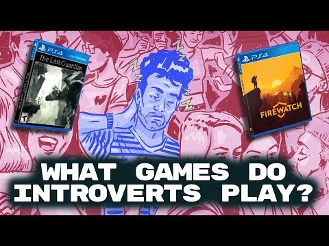 Do Introverts Play Different Video Games than Extroverts?