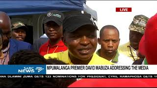 ANC belongs to its members: David Mabuza