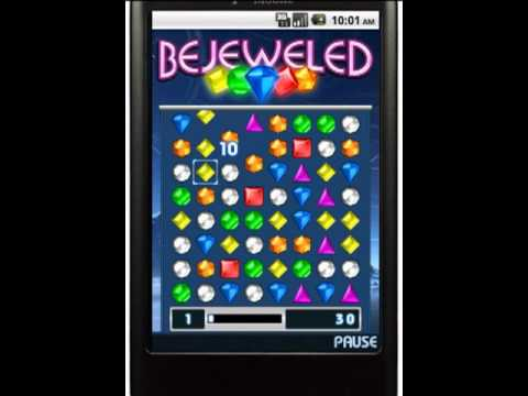Bejeweled Android ( Android Games , Android Apps )