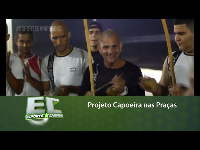 Projeto Capoeira nas Praças