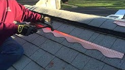 How to Install Copper Cat Roofing Strips