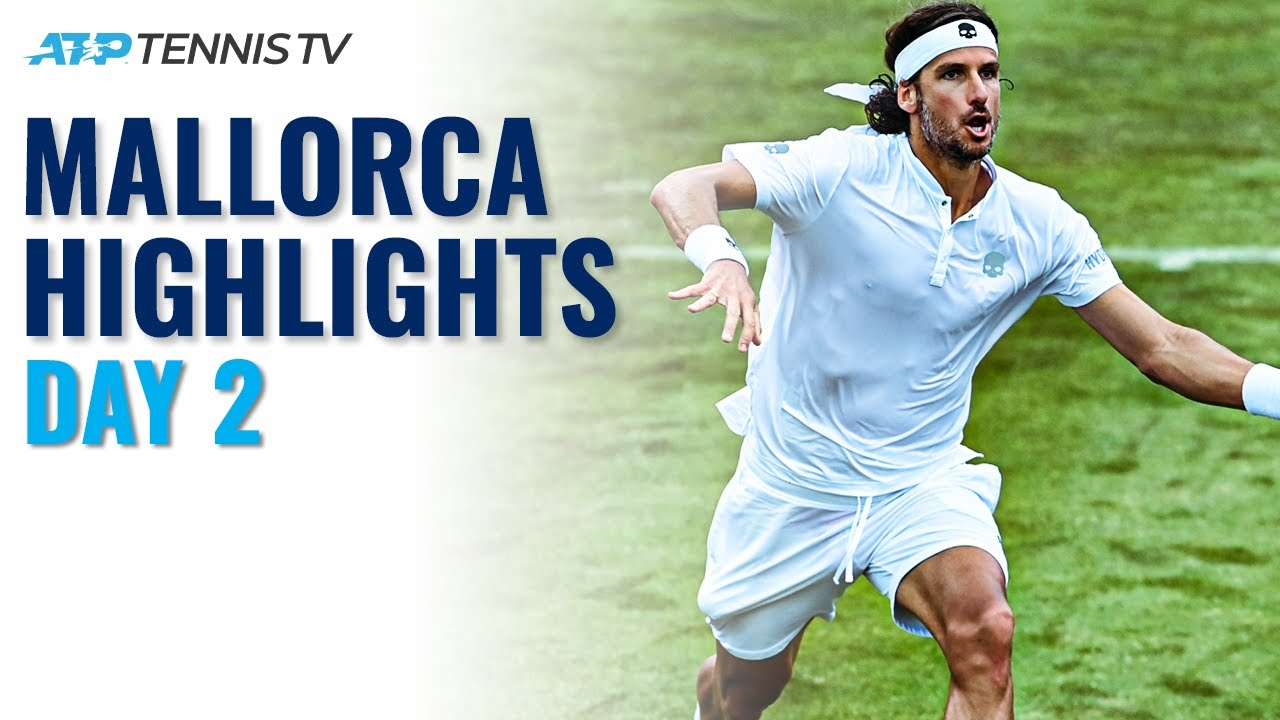 Ruud vs Simon; Lopez and Khachanov Also In Action | Mallorca 2021 Day 2 Highlights
